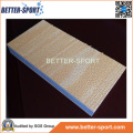 Interlocking EVA Foam Mat in Wood Grain Color, Wood Color EVA Puzzle Mat